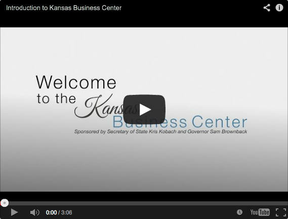 Kansas Business Center video image